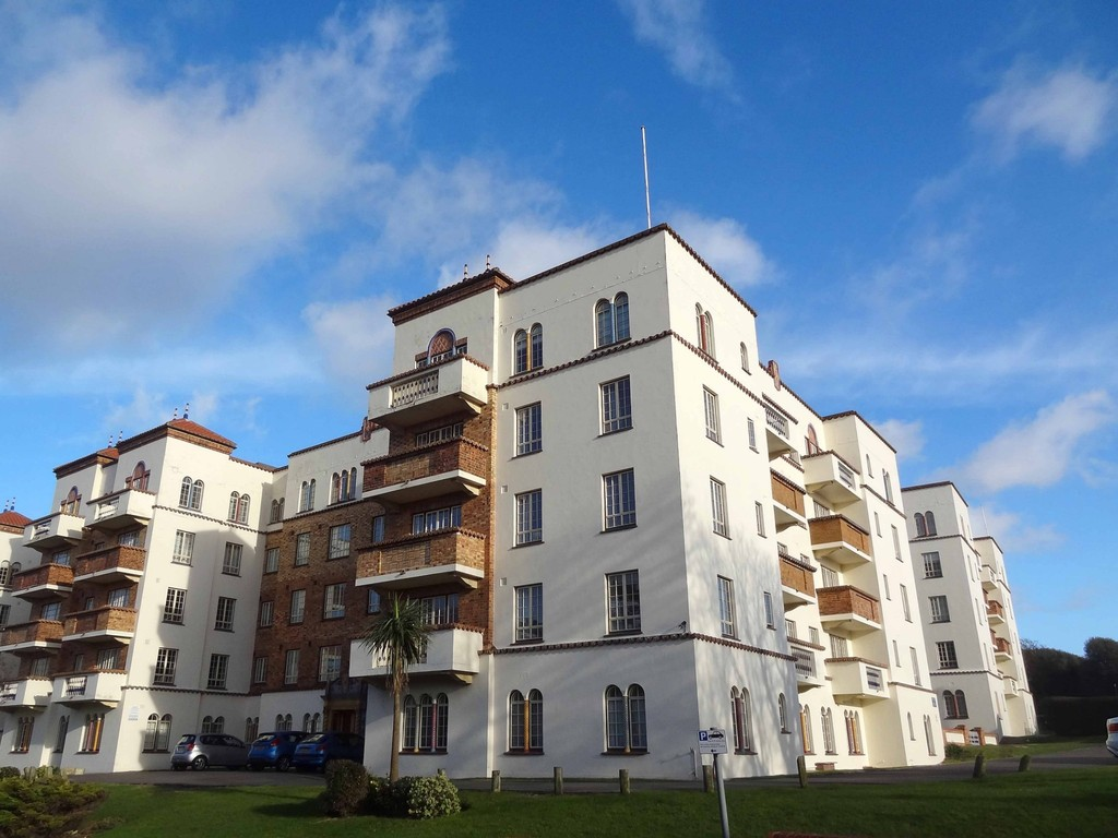 San Remo Towers, Sea Road, Bournemouth