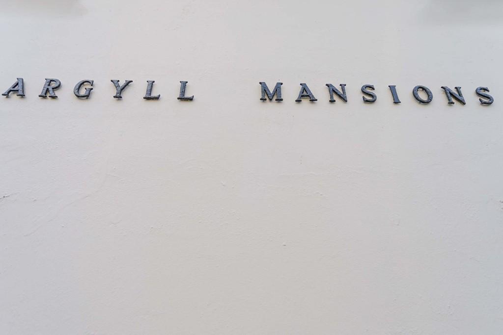 Argyll Road, Bournemouth