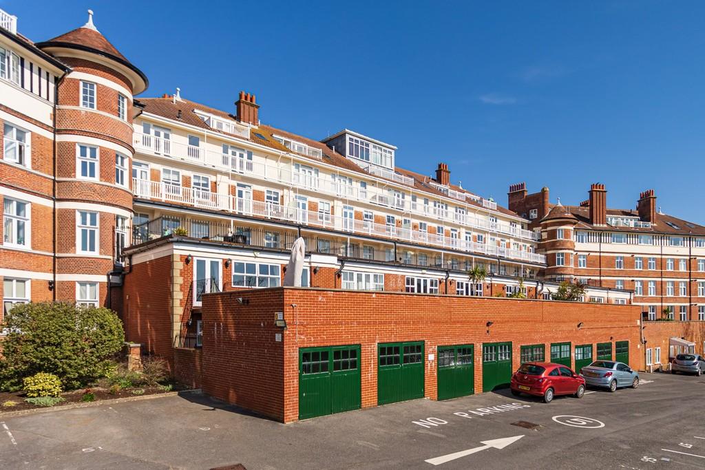 Burlington Mansions, Owls Road Bournemouth