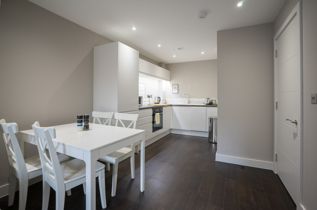 Apartment 6, Fitzgerald Building, West Bar, Sheffield, S3 8PQ