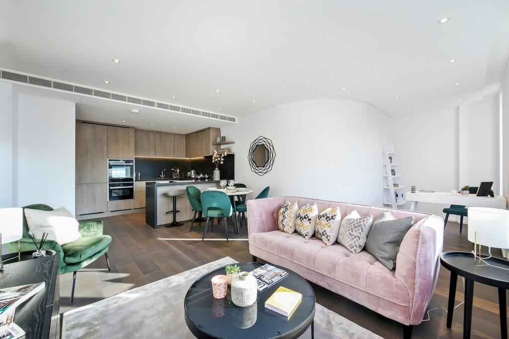 Flat 3, One Putney, 2 Monserrat Road, London, SW15 2LA