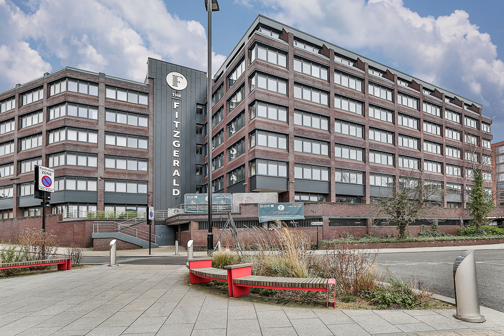 Apartment 81, The Fitzgerald Building, 1 West Bar, Sheffield, S3 8PR