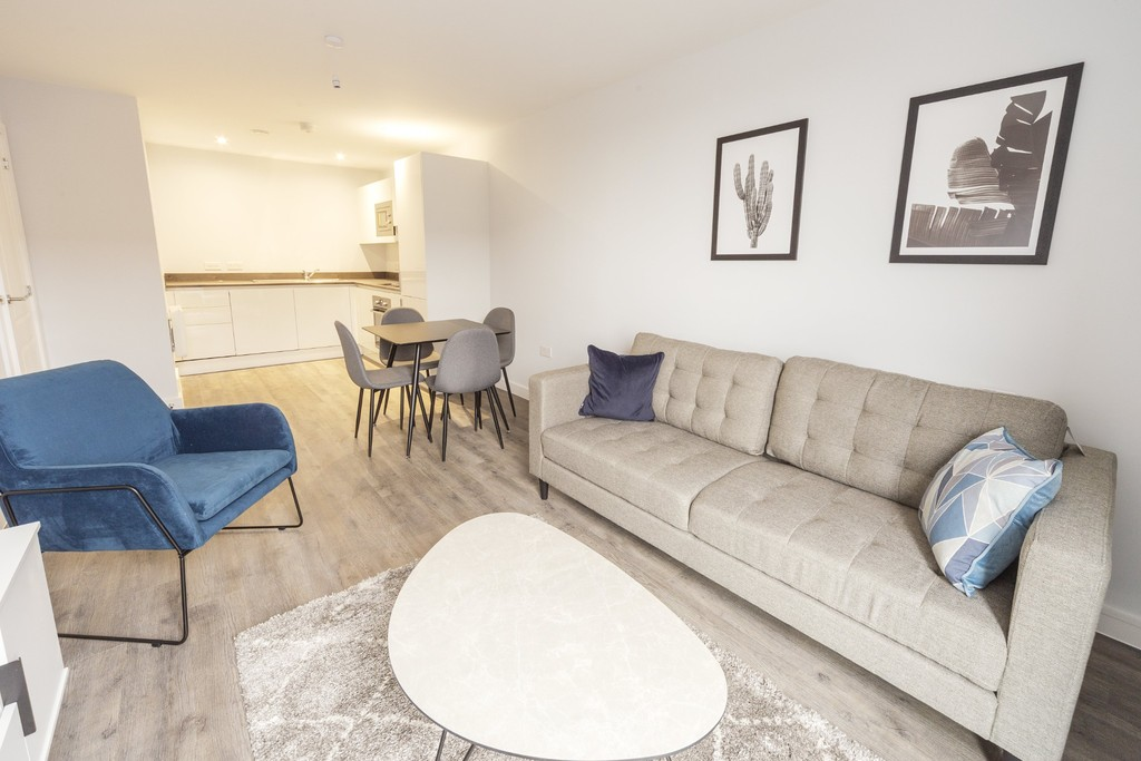 Apartment 90, Park Works, 262 Bradford Street, Birmingham, B12 0AL