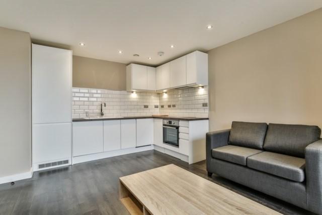 Apartment 87, The Fitzgerald Building, 1 West Bar, Sheffield, S3 8PR