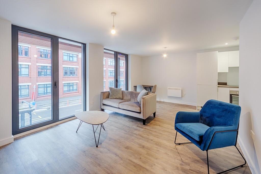 Apartment 29 Park Works, 262 Bradford Street, B12 0AL