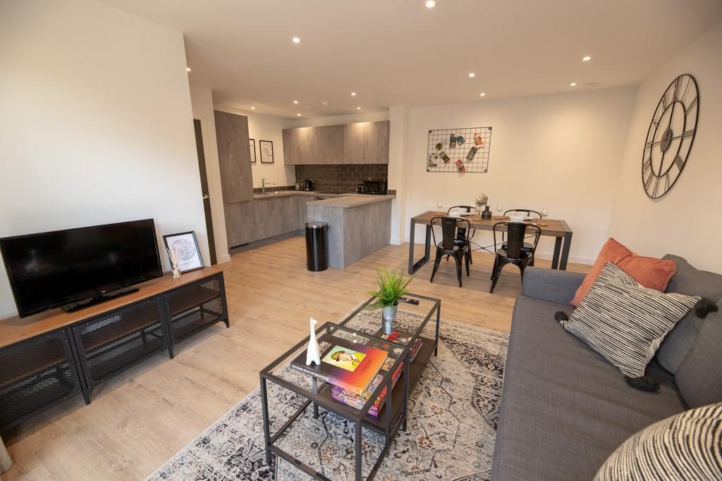 Apartment 20 Brickworks, Trade Street, Cardiff, CF10 5EG