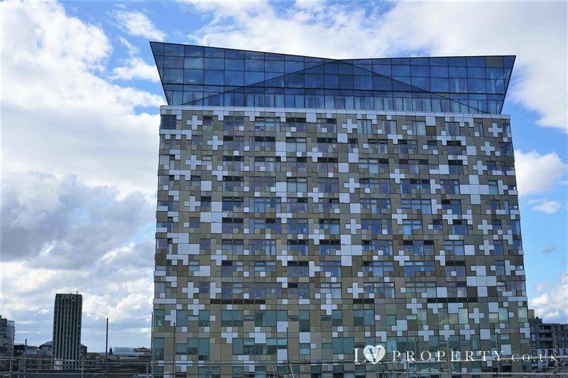Apartment 1808, The Cube East, Birmingham, B1 1PR