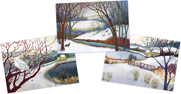 NEW: Winter Landscapes