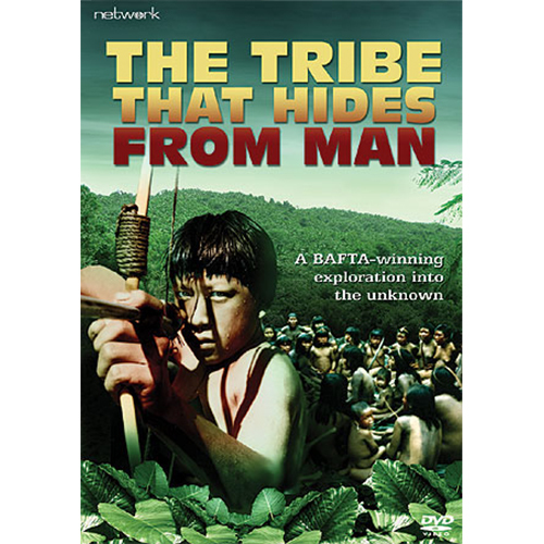 The Tribe that Hides from Man DVD