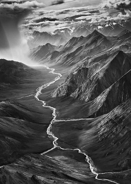 Alaska cards by Sebastião Salgado