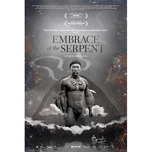 Embrace of the Serpent DVD
