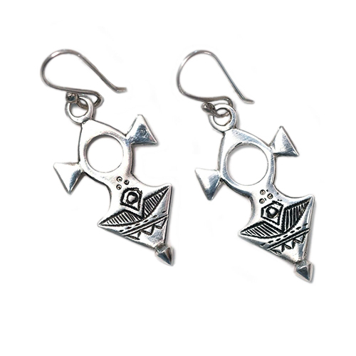 Tuareg celebra earrings