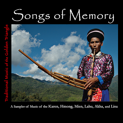 Songs of Memory CD