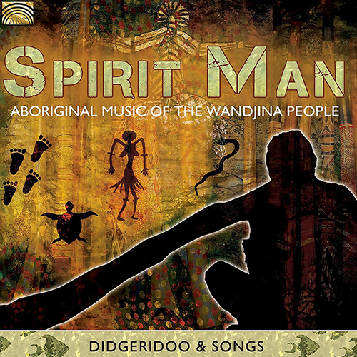 NEW: Spirit Man CD