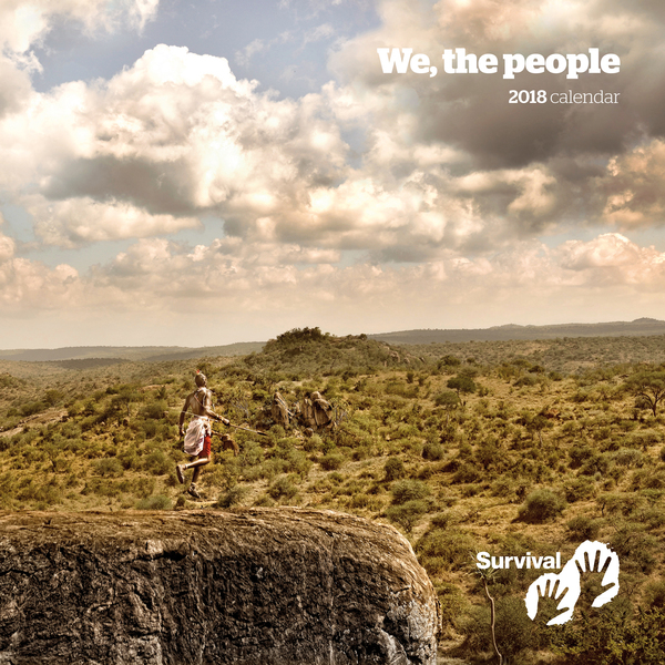 "NEW: 2018 ""We, The People"" Calendar"