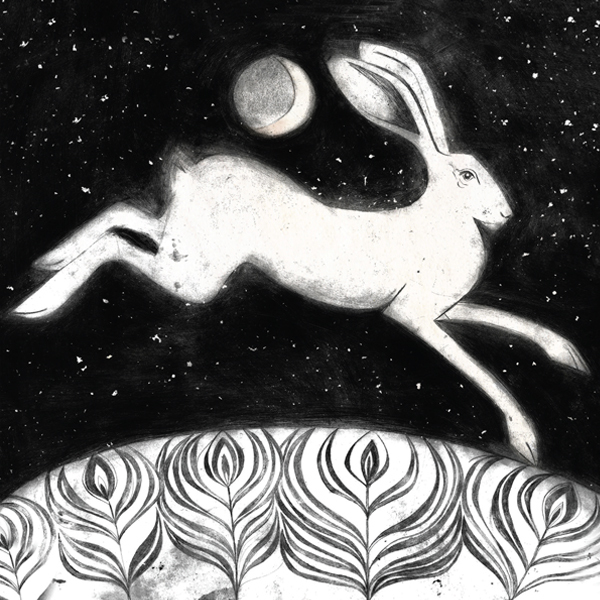 NEW: Winter hare