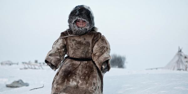 Nenets boy