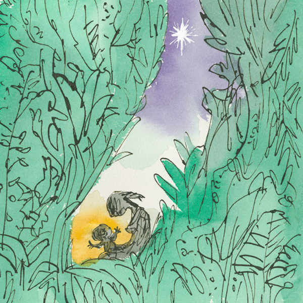 New Beginnings by Quentin Blake