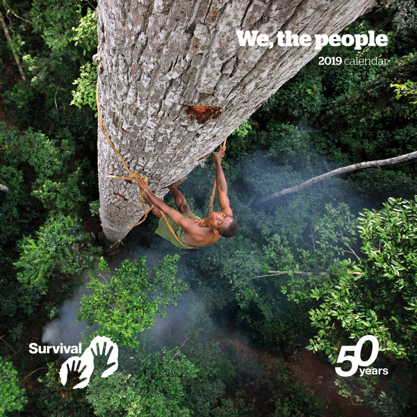 "NEW: ""We, The People"" 50th Anniversary  2019 Calendar"