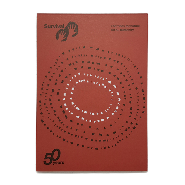 NEW: 50th Anniversary notepad