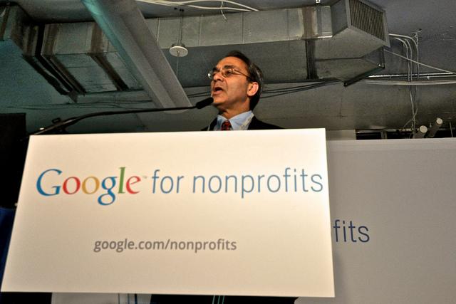 Alfred Specter Kicks Off #Google4NP