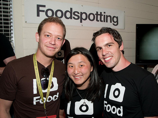 Foodspotting team at Tech Cocktail SXSW 2010
