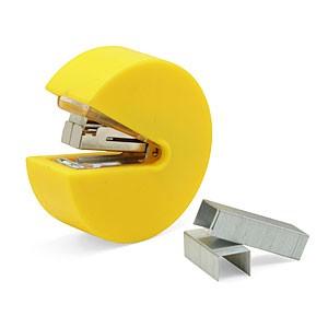 Pac Man stapler
