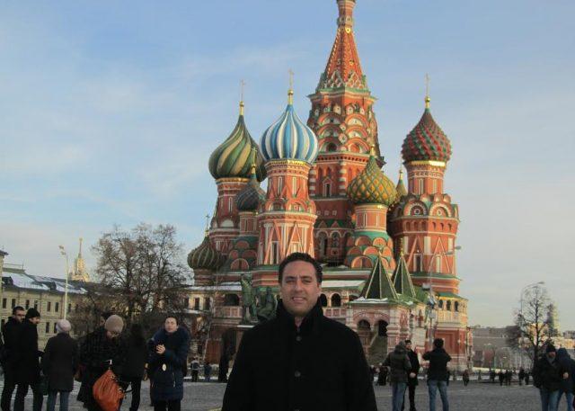 Global Entrepreneurship Congress Moscow