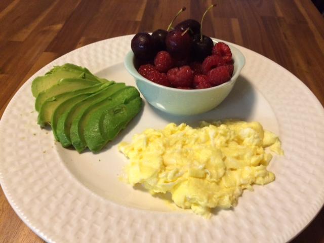 Breakfast - Audrey Melnik