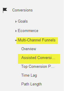 assisted-conversions