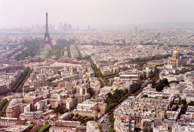 top startup cities paris