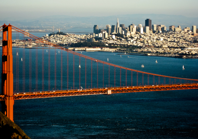 top startup cities San Francisco