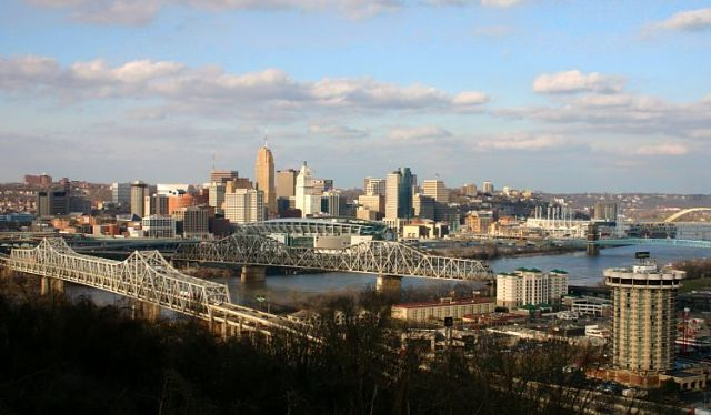 best job markets - Cincinnati