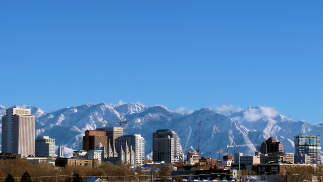 best job markets - Salt Lake City