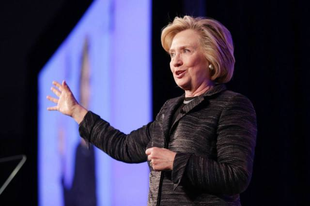 Hilary Clinton 1
