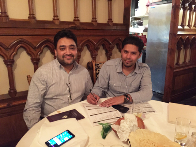 Shelim Hussain MBE taking on another restaurant to his Kukd Partner program