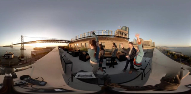 VR movie