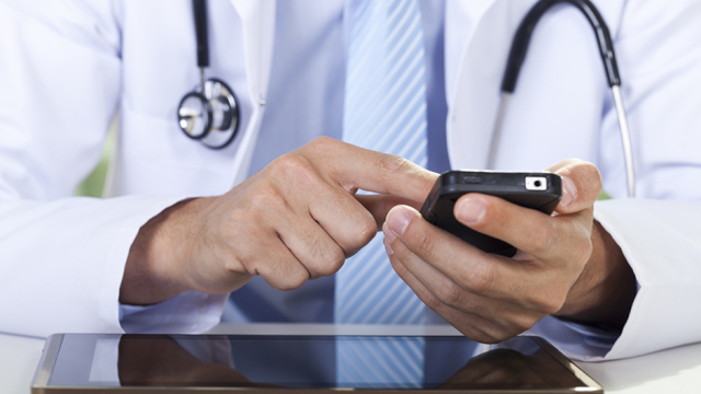 healthcare, doctor, mobile, telehealth