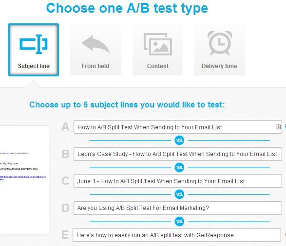 choose-ab-split-test