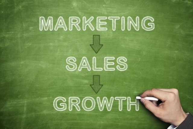 Busines Plan and Sales Growth via Marketing Activities