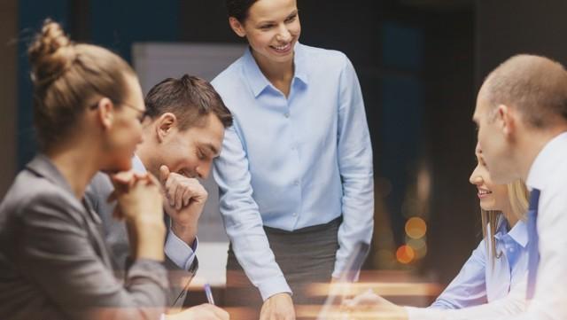 team, leadership, meeting, woman