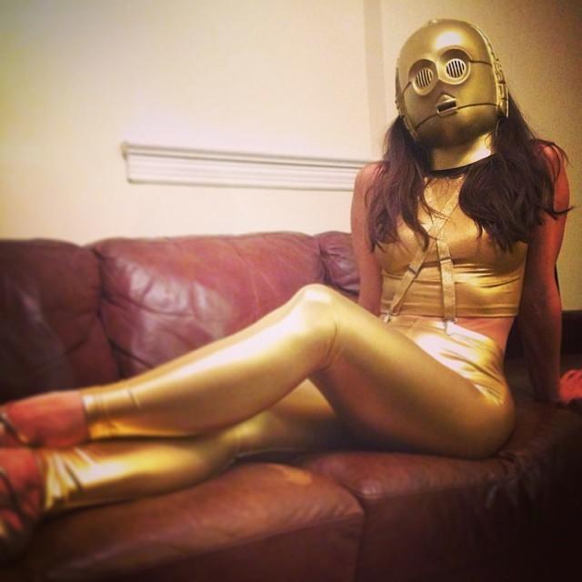 Halloween R2D2