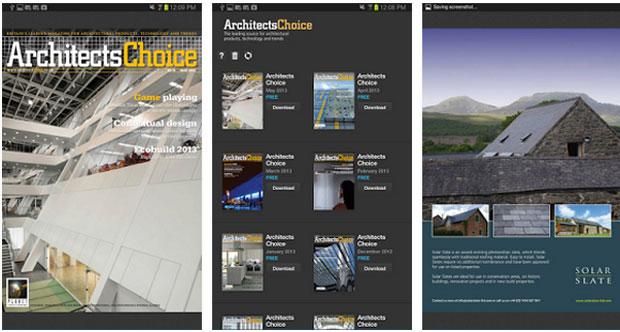 Architect's Choice
