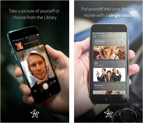 Hollywoody App