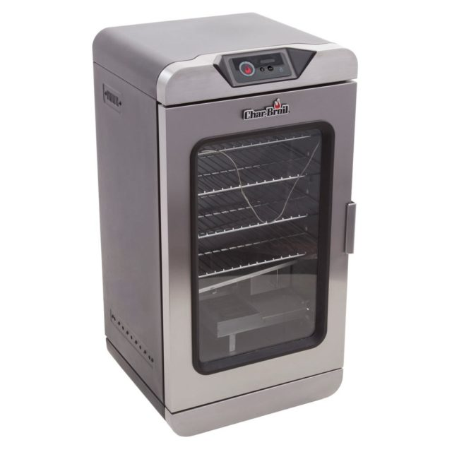Review- Char-Broil Digital Electric Smoker with SmartChef