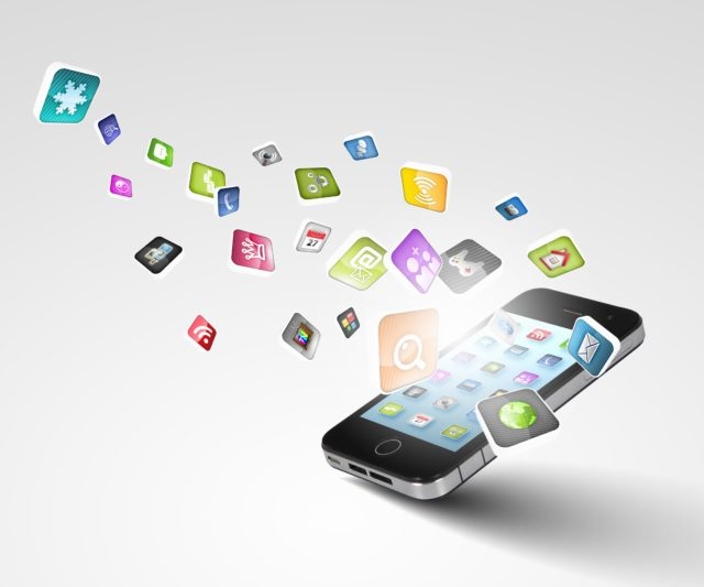 mobile, apps, customers