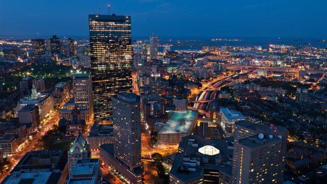 Boston, smart city, startup