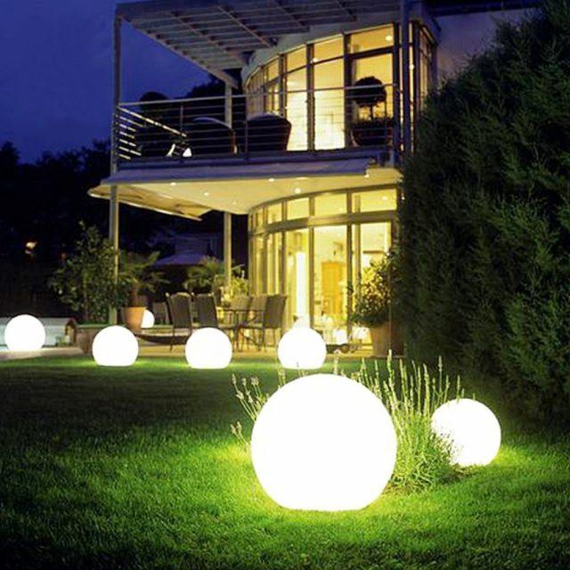 Lighting Orbs