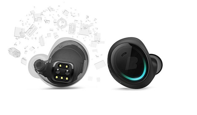 The Dash Truly Wireless Smart Earphones by Bragi