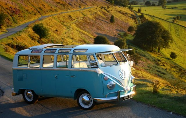 Lucy VW Camper van by Split the Difference